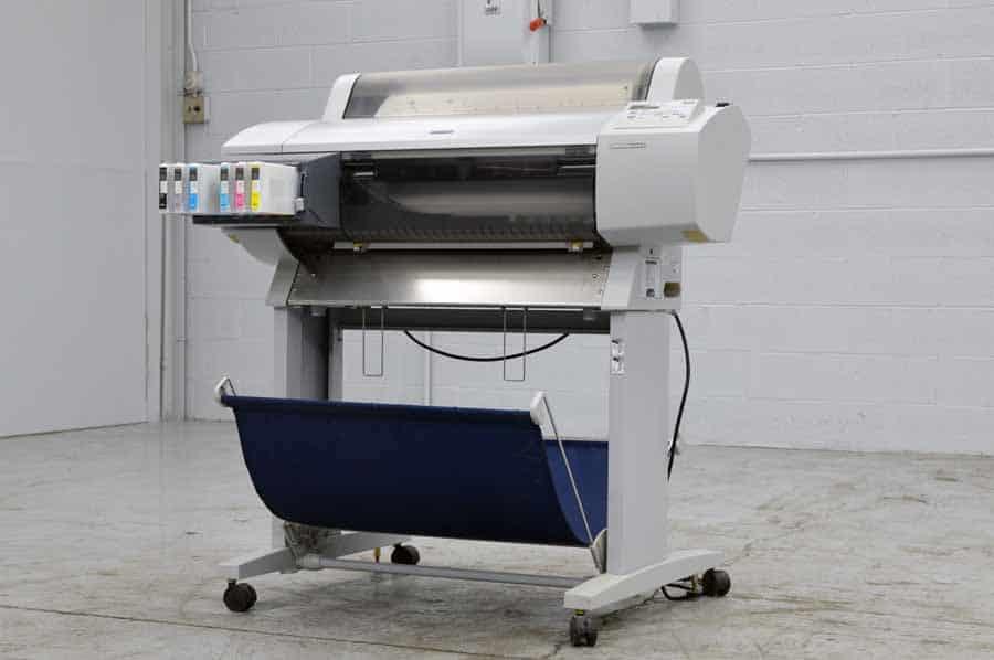 Epson Stylus PRO 7600 Wide Format Printer