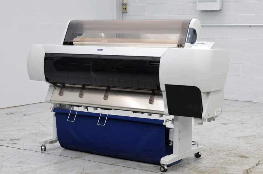 Epson Stylus Pro 10600 InkJet Wide Format Printer