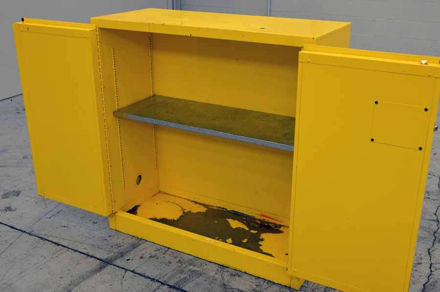Fire Safe Chemical Cabinet