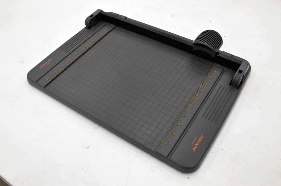 Fiskars Table Top Paper Cutter
