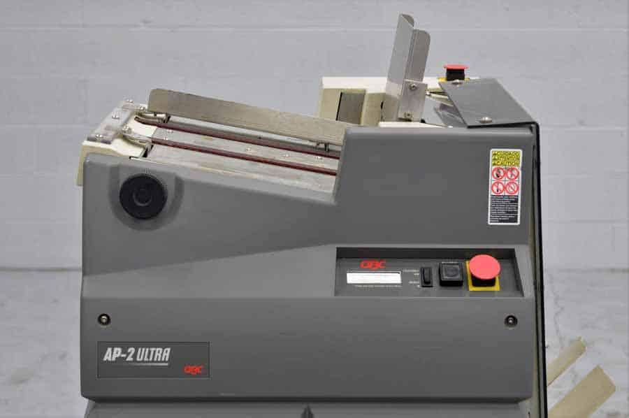 GBC AP-2 Ultra Automatic Punch