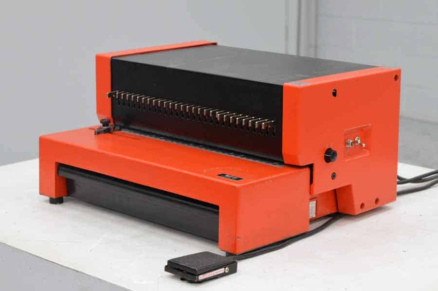 Ibico AG Automatic Punch