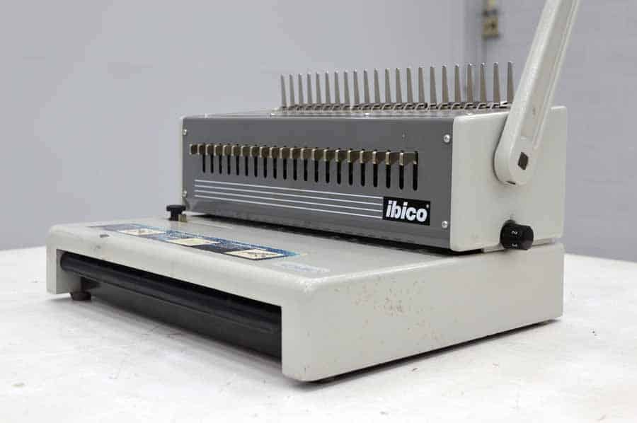 ibico binding machine instruction manual