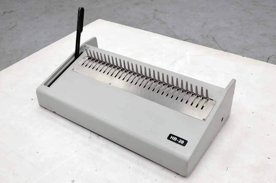 Ibico HB 28 Comb Binder