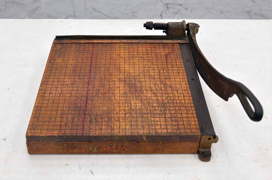Ingento Manual Paper Cutter