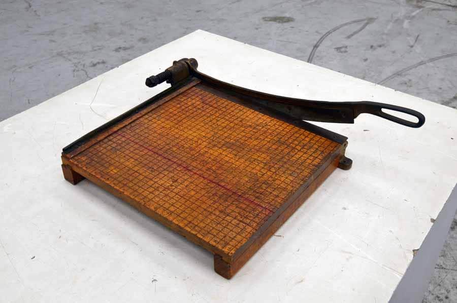 Ingento Manual Paper Cutter