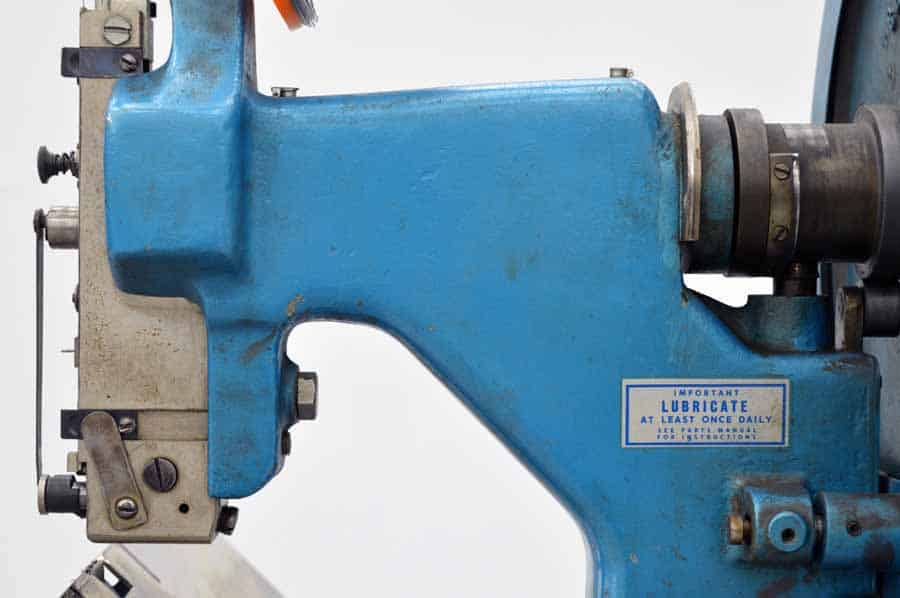 1975 Interlake Model A Saddle Stitcher