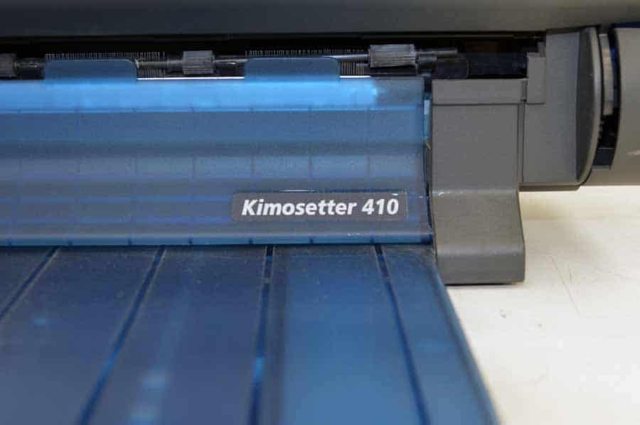 KIMOTO KimoSetter 410 Computer to Plate System