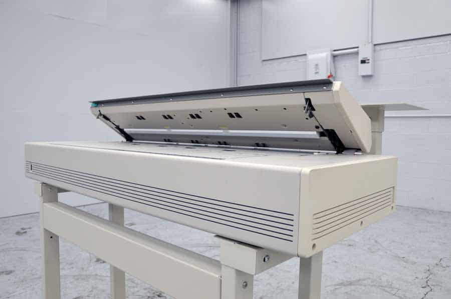 2005 KIP 2200 Large Format Color Image Scanner