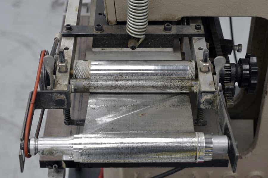 Kensol 46 Hot Stamping Machine