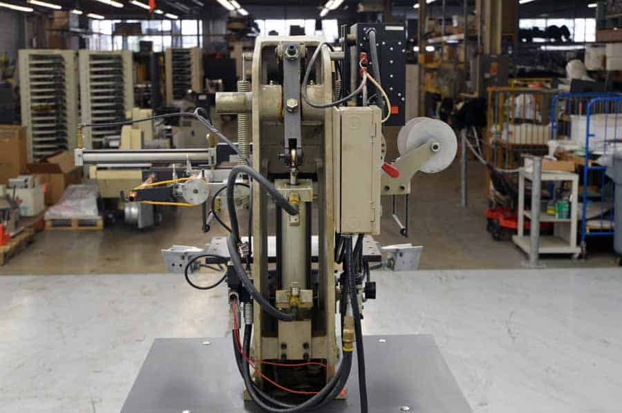 Kensol 46 Hot Stamping Machine