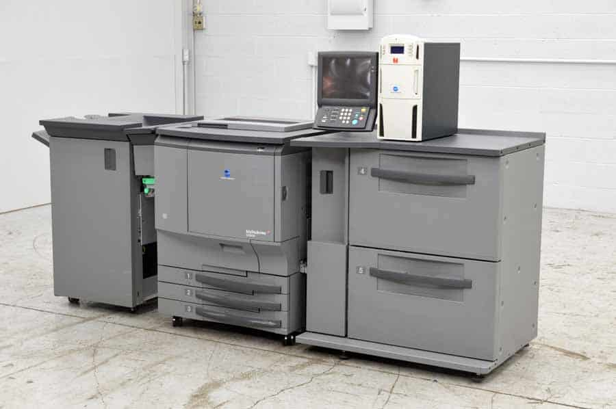 Konica Minolta Bizhub Pro C6500 Color Copier