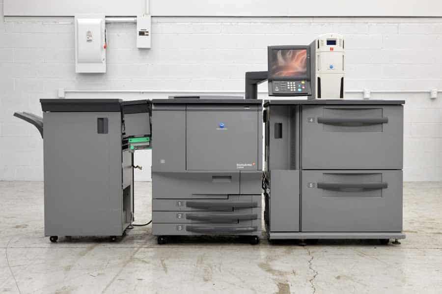 Konica Minolta Bizhub Pro C6500 Color Copier