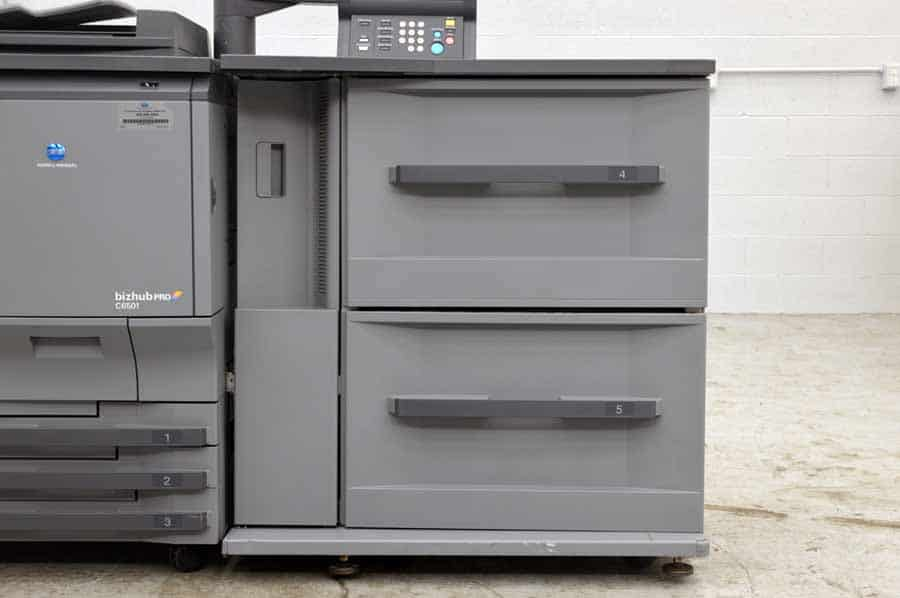 Konica Minolta Bizhub Pro C6501 Color Copier