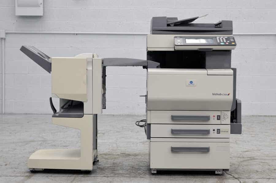 Konica Office System bizhub C350 Copier