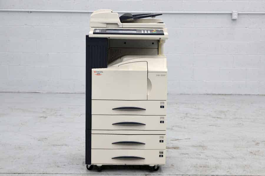 2002 Kyocera KM-3035 Digital Printer