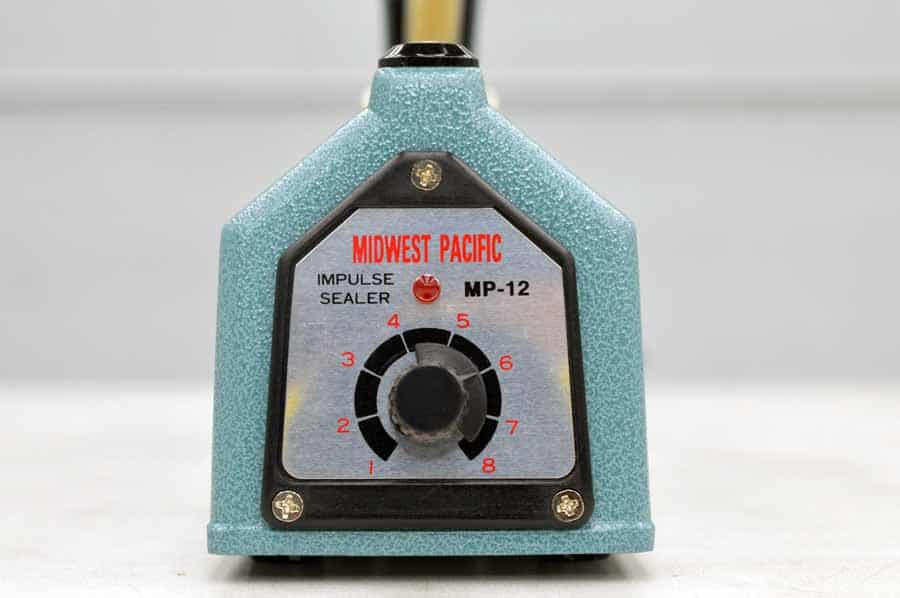 Midwest Pacific MP-12 Impulse Sealer