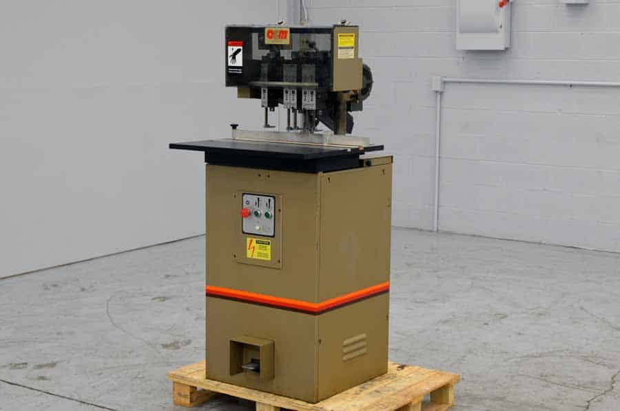 O&M ND-5 5 Head Paper Drill