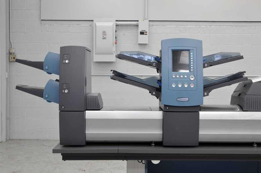 Pitney Bowes Di950 Fastpac Inserting System Boggs Equipment