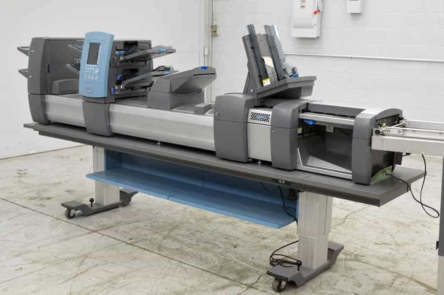 Pitney Bowes DI950 FastPac Inserting System