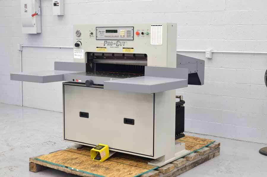Pro-Cut Model 320 MPS Hydraulic Paper Cutter
