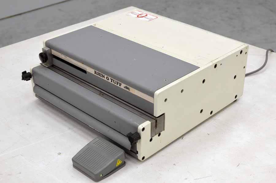 Rhin-O-Tuff OD 4000 Paper Punch