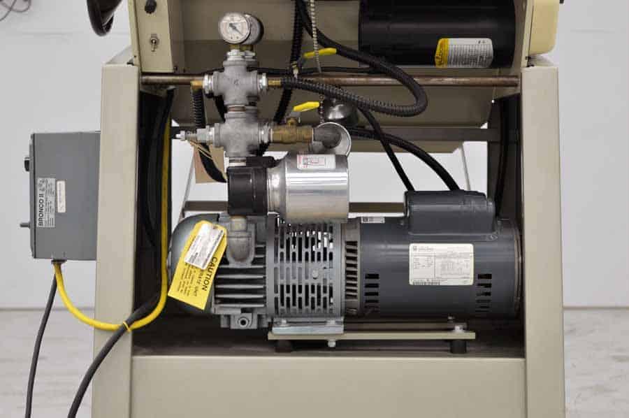 2002 Rosback 220BV True Line Perforator