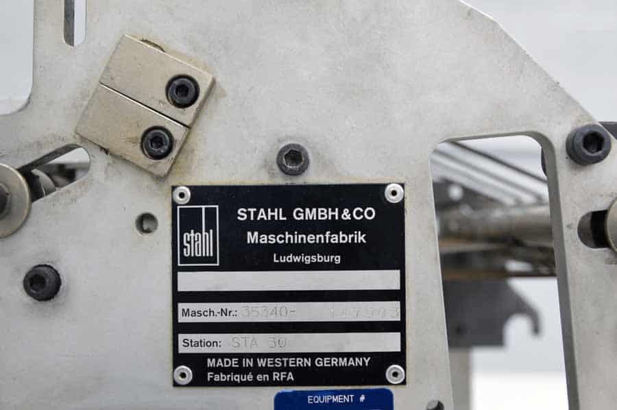 Stahl STA 30 Stacker