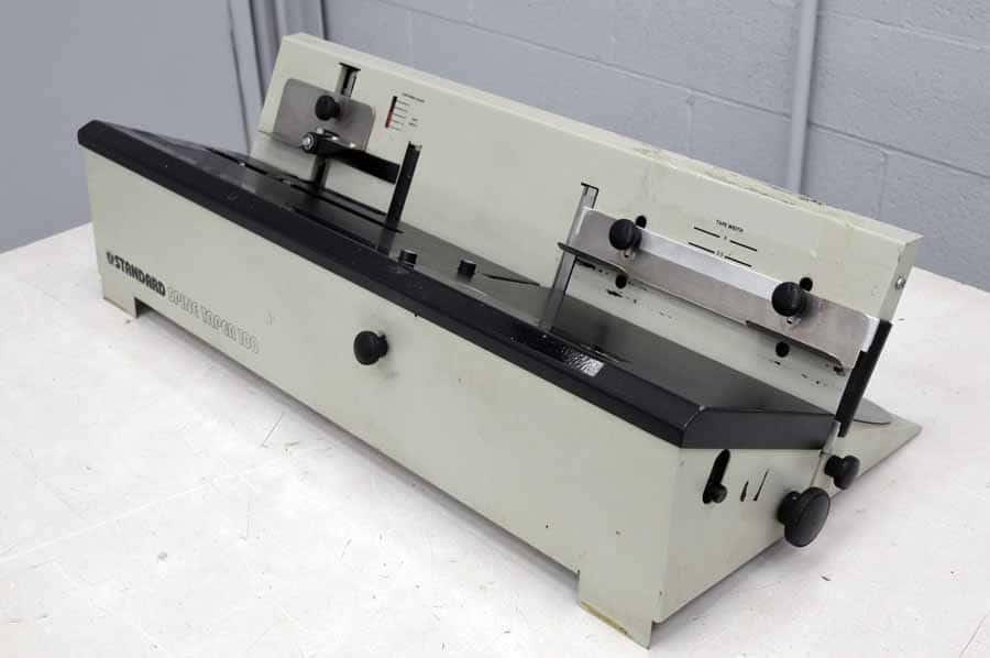 Standard Spine Taper 100 Binding Machine