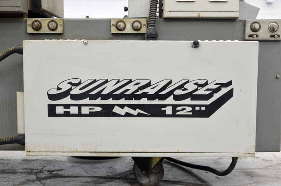 Sunraise Model HP 12 Thermographer