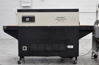 TexWrap 2217C Shrink Wrap Machine with Bestronic T20-9 Heat Tunnel