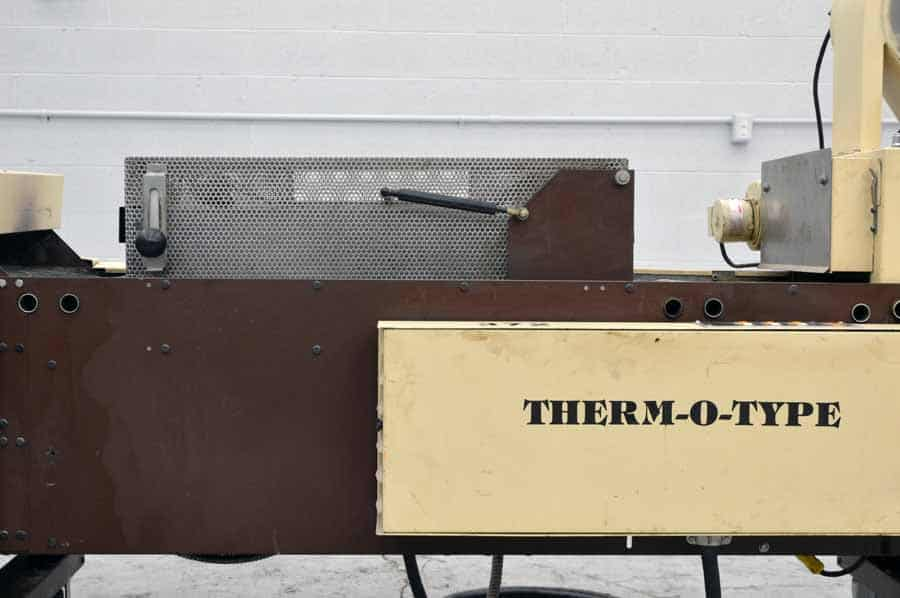 "Therm-O-Type 450M 10"" Floor Model Thermograph"