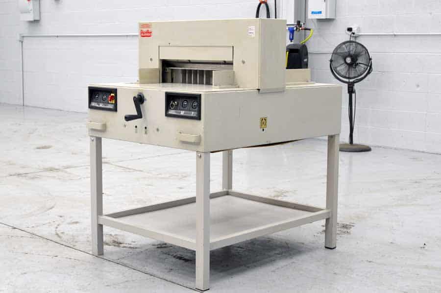 Triumph Ideal 5250 A Paper Cutter