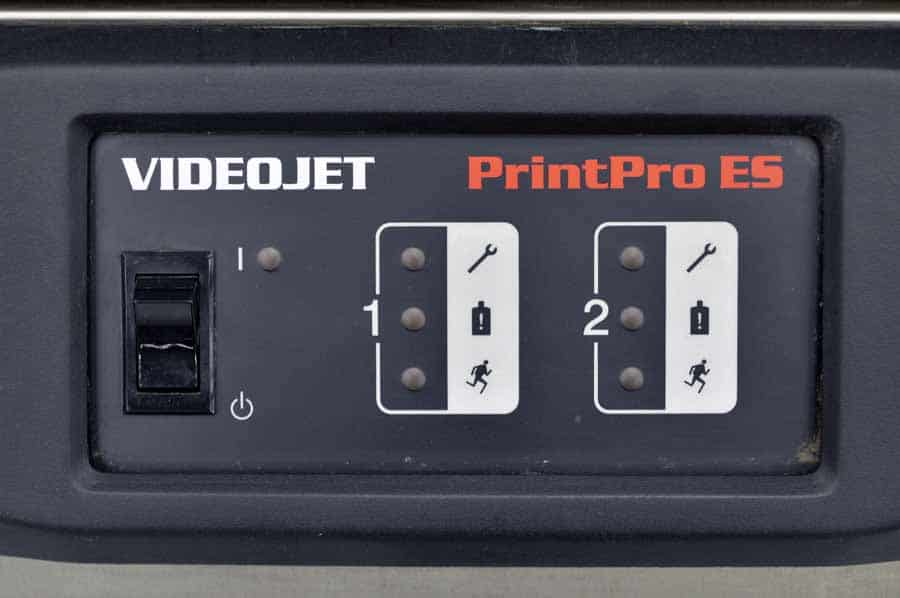 Videojet PrintPro ES Ink Jet Printer