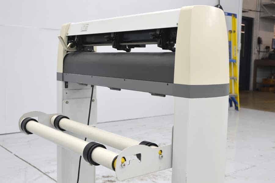 Vinyl Express Grc 61 24 Quot Plotter Cutter Boggs Equipment
