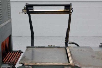 Weldotron Manual L-Bar Sealer and Heat Tunnel Shrink Wrap System