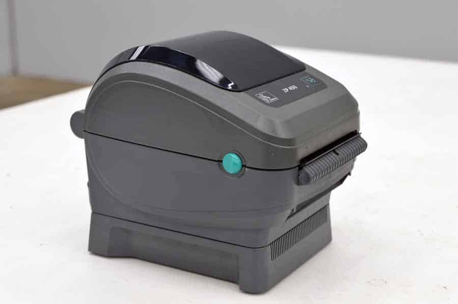 Zebra ZP450 Thermal Label Printer