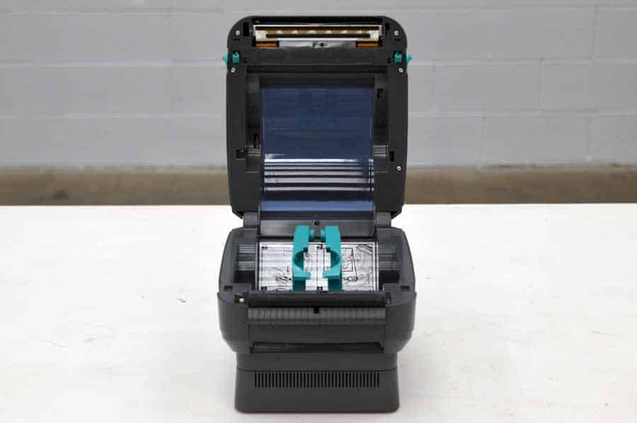 Zebra Zp450 Thermal Label Printer Boggs Equipment