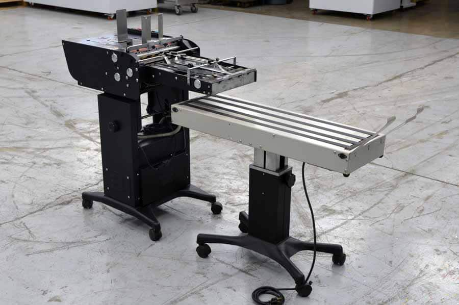AB Dick 1200 Envelope Feeder w/ Astro Conveyor