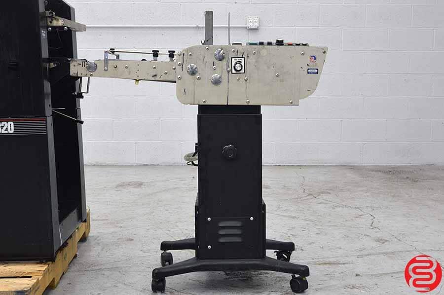 AB Dick 8820 Single Color Offset Press w/ Astro AMC-2000 Envelope Feeder