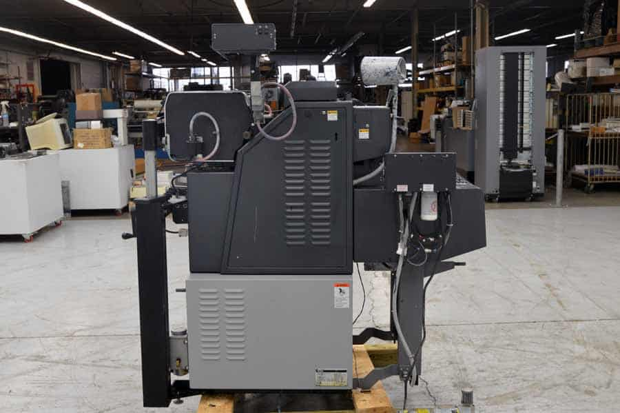 2007 AB Dick 9920 Two Color Offset Press with T-51 Unit