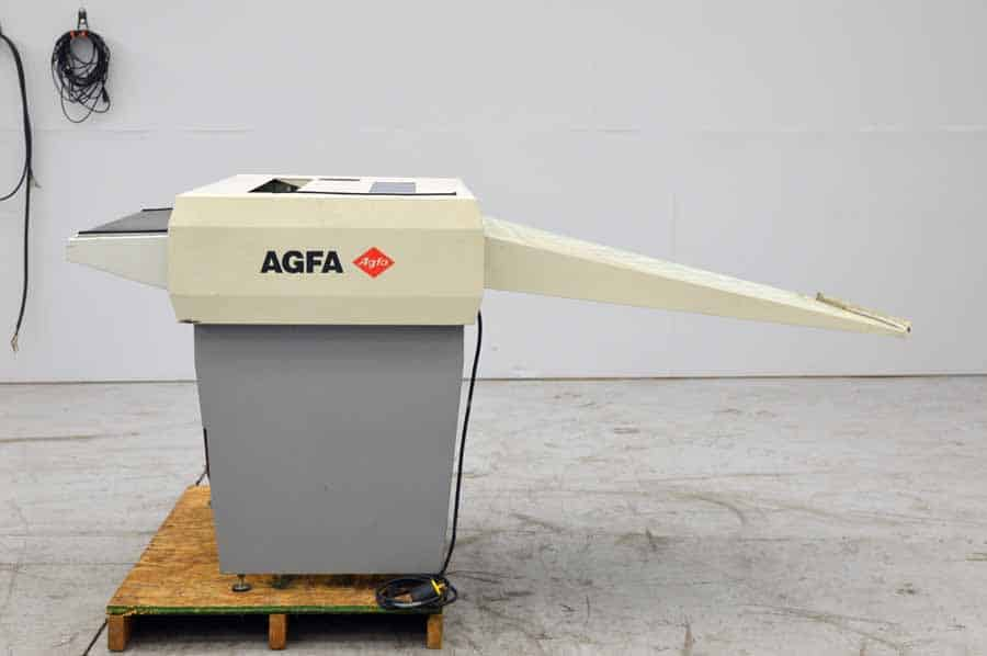 AGFA Enco NP32 Plate Processor