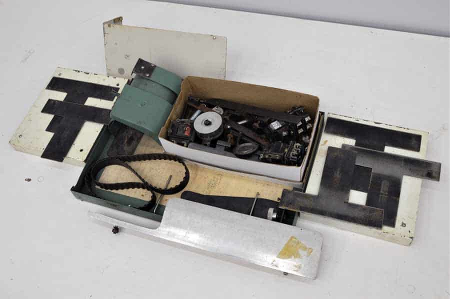 Bell and Howell A340 6 Pocket Inserter