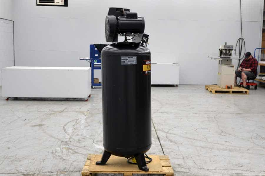 Campbell Hausfeld Classic Cast Iron 60 Gallon Air Compressor
