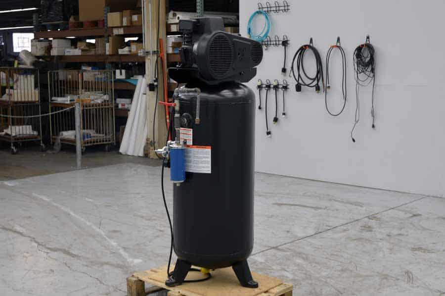 Campbell Hausfeld Classic Cast Iron 60 Gallon Air Compressor