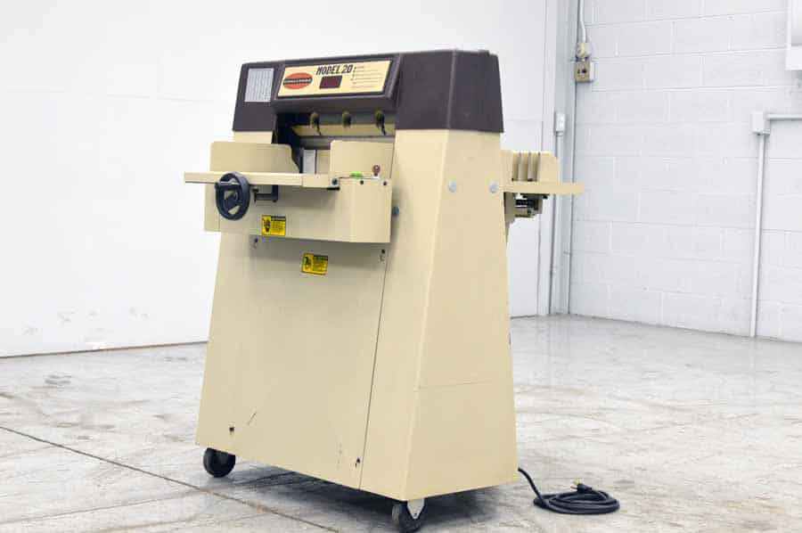 Challenge Model 20 Power-Clamp Paper Cutter