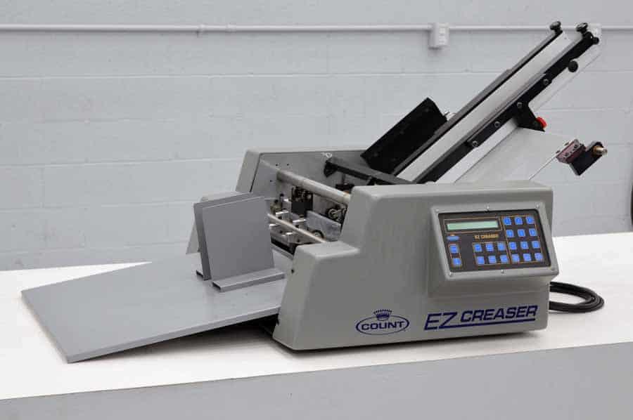 Count EZ Creaser Automatic Creasing / Perforating / Scoring Machine