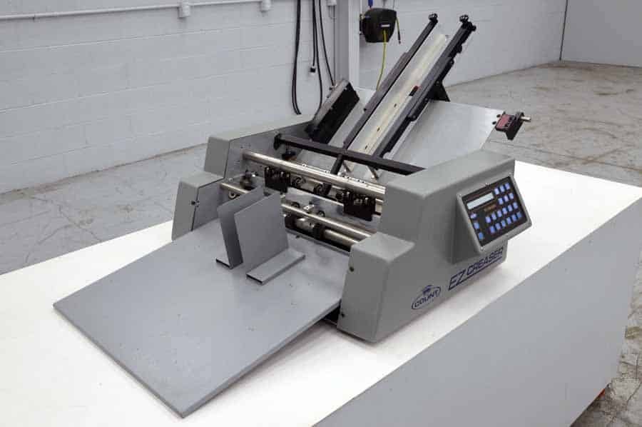 Automatic Creasing And Perforating Machine Wholesale ...