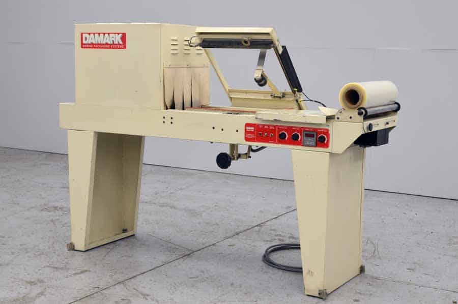 Damark MP 1418 Maxi Pak Shrink Wrap System