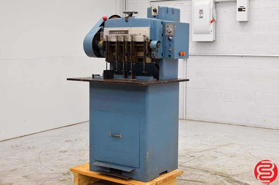 Dexter-Lawson Type B 5 Head Super Duty Paper Drill
